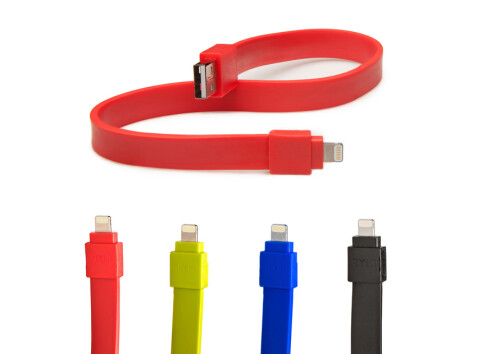 Tylt Syncable Lightning USB cable
