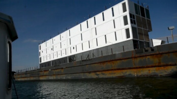 Google's mysterious floating 'showroom' barge project has been scrapped