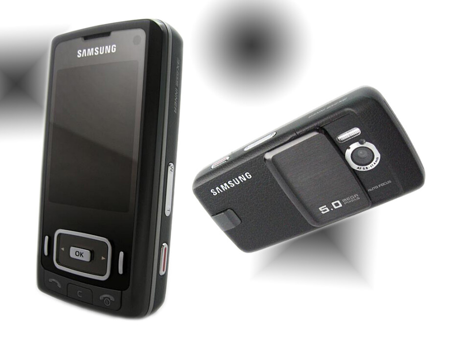 Samsung G800 - Samsung G800 is another 5-megapixel shooter