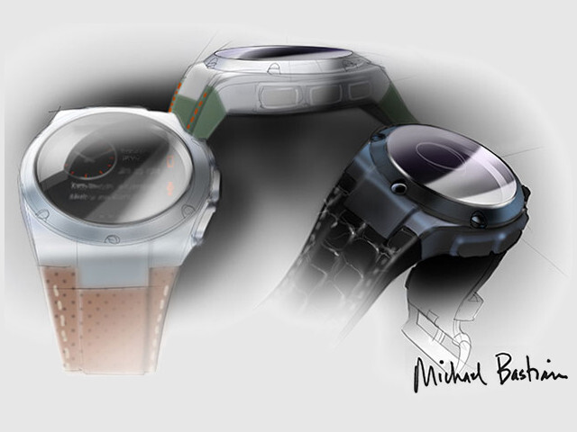 HP to enter the smartwatch scene with a fancy timepiece