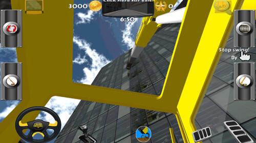 Crane Driving 3D