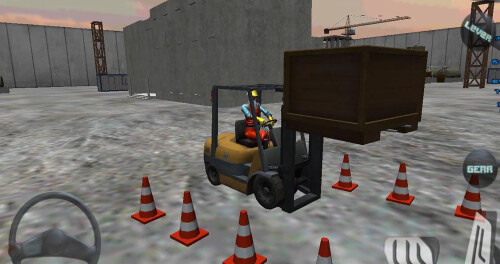 Forklift madness 3