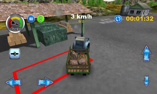 Tractor: Farm Driver