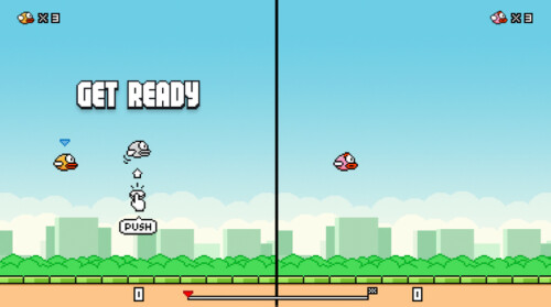 Flappy Bird is back on the Amazon Appstore, with a two-player option