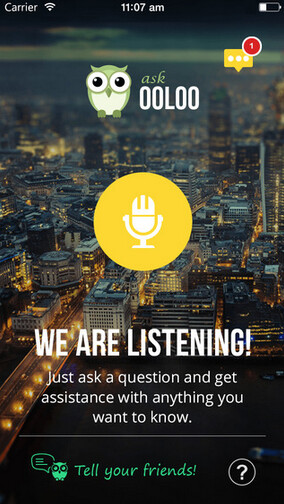 Ooloo says it will do a better job than Google Now, Siri or Cortana in answering your inquiries - Imagine if Siri or Cortana were real people; that is what Ooloo is all about
