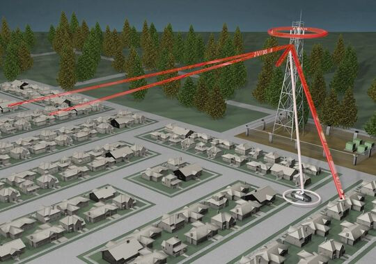 From this visual, it is easy to see that Stingray can capture activity where there is an expectation and requirement of privacy - Cellphone spying gear, law enforcement has it, and it wants you to forget about it