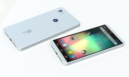 Google Motorola X Phone concept
