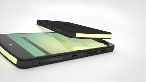 Google Nexus P3 concept
