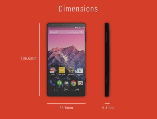 Sony Nexus Compact concept