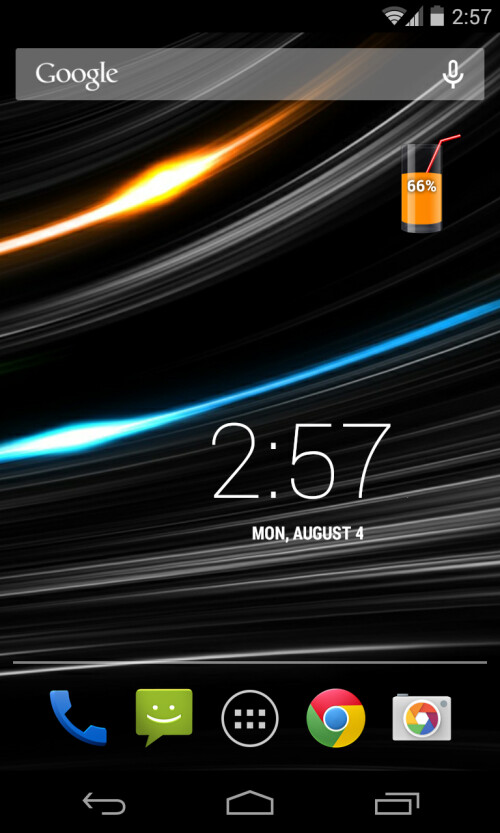 How to customize your battery status indicator on Android