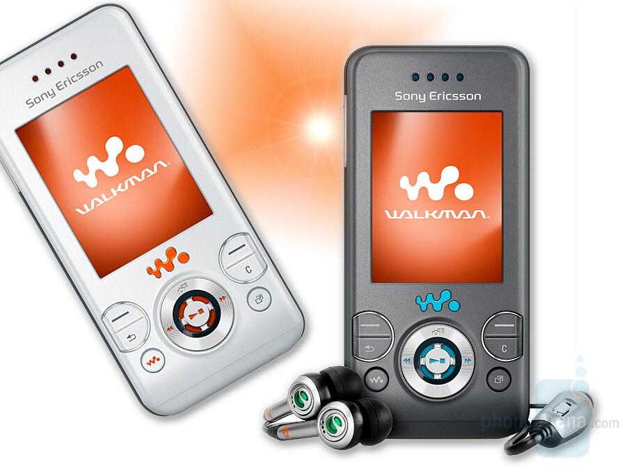 Sony Ericsson W580 - Sony Ericsson Walkman W580 available through US carrier