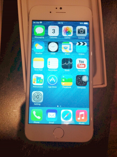 First iPhone 6 clone shows up in China, whets appetite for the real deal