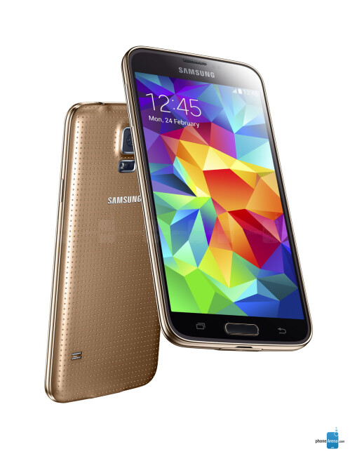 Here's what US customers like about the Galaxy S5