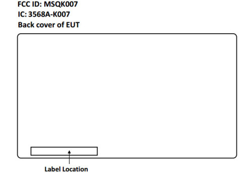 7-inch Asus tablet with quad-core Intel Moorefield processor visits the FCC