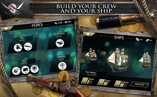 Assassin's Creed Pirates - $0.99, down from $4.99
