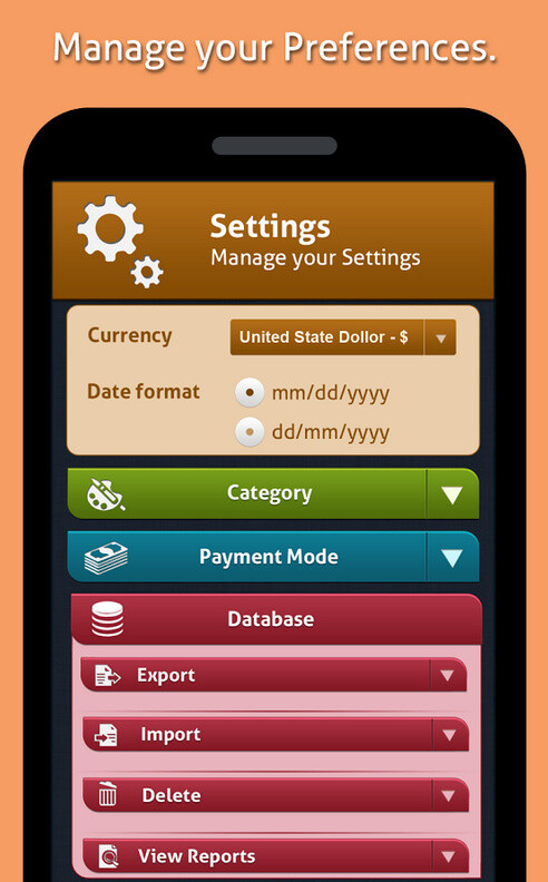 Daily Expense Manager PRO - $1.63, down from $3.99