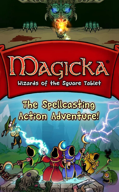 Magicka - $1.99, down from $3.89