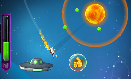 Rabbids Big Bang - free