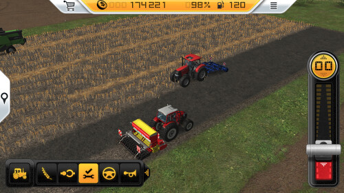 Farming Simulator 14 - $0.99, down from $1.99