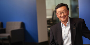 BlackBerry's three-year reconstruction now over, the company will be hiring again