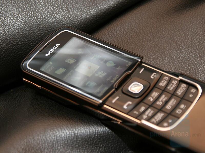 Hands-on with Nokia 8600 Luna
