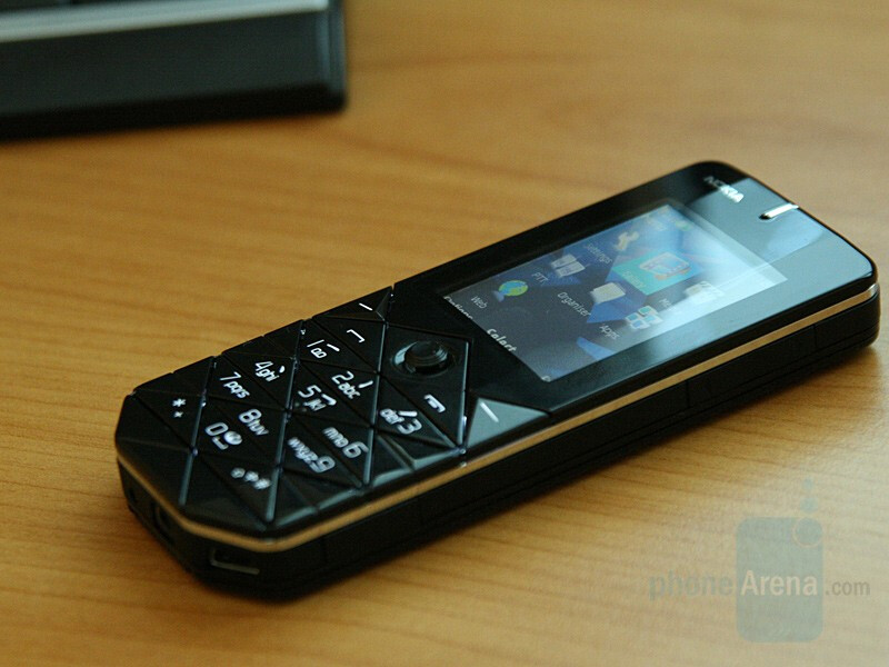 Hands-on with Nokia 7500 Prism