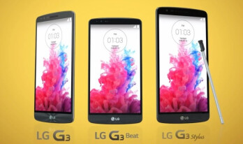 LG G3 Stylus to be released this quarter, won't be a high-end smartphone