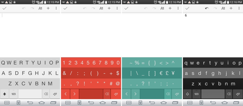 Android keyboard app shoot-out - Fleksy, Minuum, Swiftkey, and Swype battle for glory