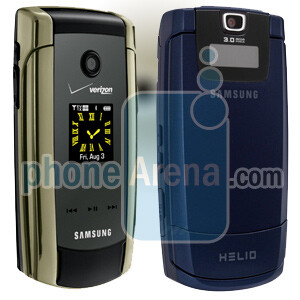 Samsung U700 Gleam and A513