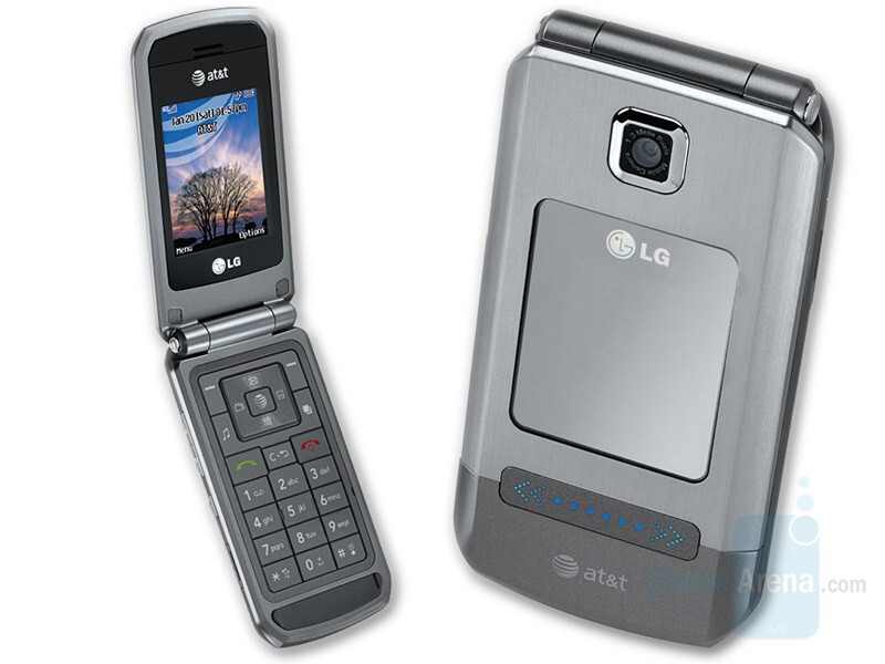the Trax - AT&T announces LG Trax