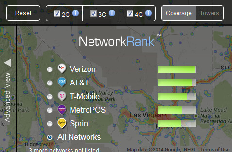 OpenSignal already shows T-Mobile on top of Sprint