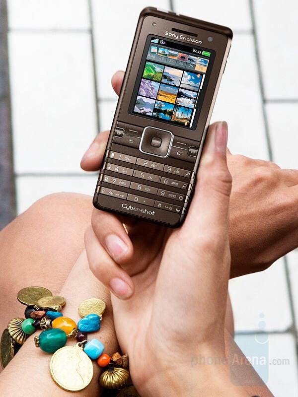 Sony Ericsson K770 - Sony Ericsson K770 Cyber-shot