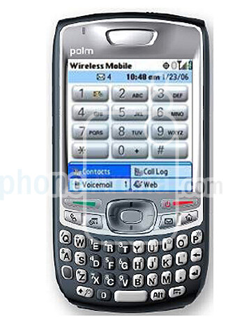 Treo 755p - Verizon prepares 15 still unannounced phones for release