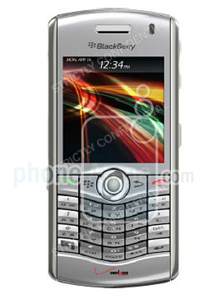 BlackBerry 8130 Pearl - Verizon prepares 15 still unannounced phones for release