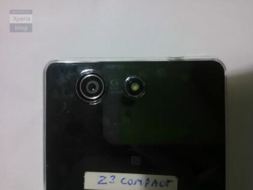 Sony Xperia Z3 Compact leaked images