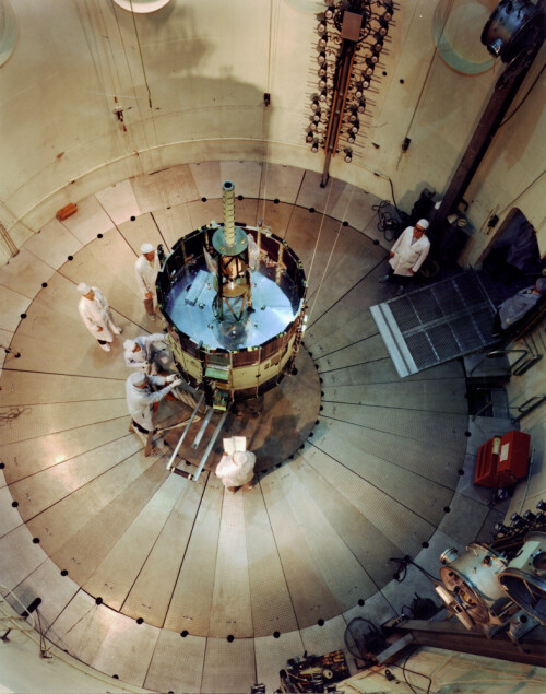ISEE-3 - A Chrome Experiement