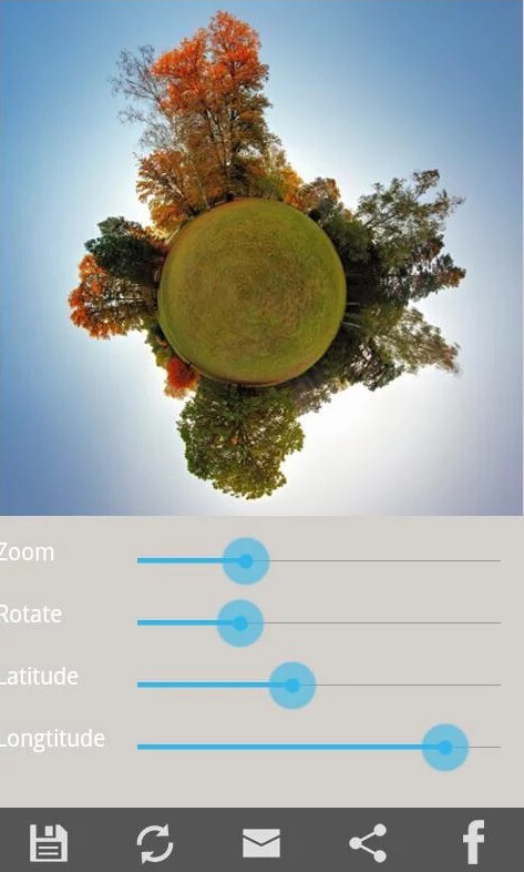Tiny Planet FX Pro - $0.99, down from $2.99