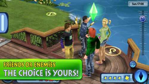 The Sims 3 - $1.99, down from $6.99