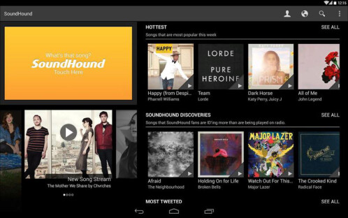 SoundHound - $2.99, down from $4.99