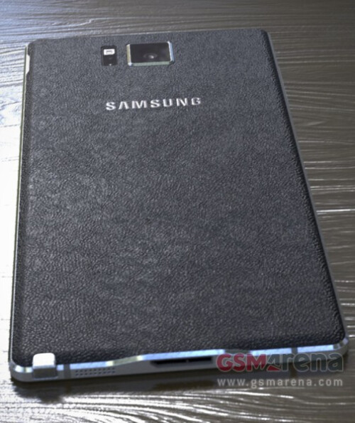 The latest leak of the Samsung Galaxy Note 4