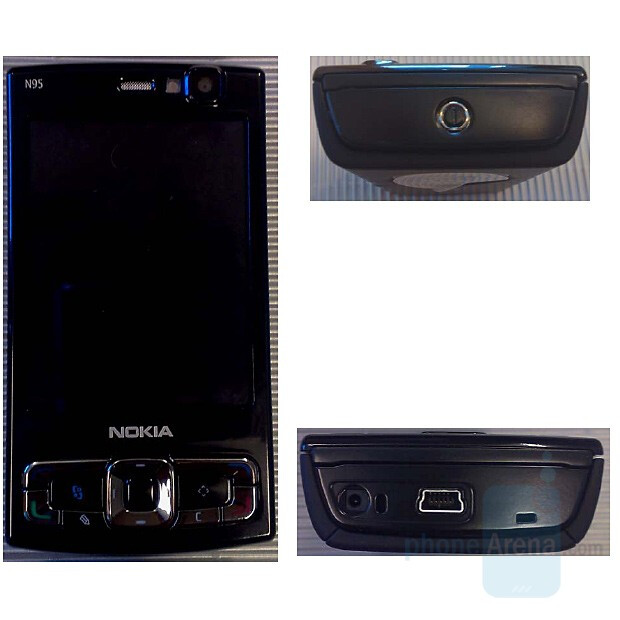 Nokia N95 8GB - Nokia N95 with 8GB is real
