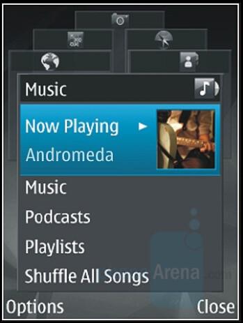 Nokia N95 with 8GB is real