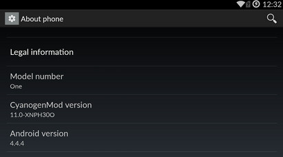 Update brings Android 4.4.4, new features, and bug fixes to the OnePlus One