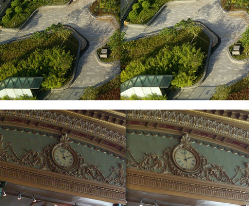 Can you spot which images were shot using the new Clear Image for the OnePlus One?