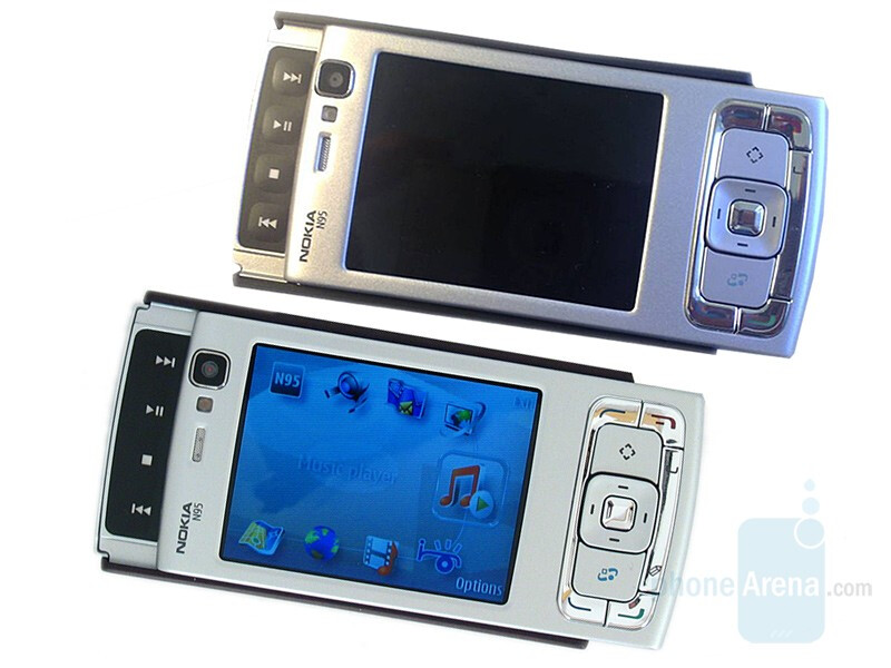 Nokia N95 US and N95 - Nokia N95 US Version