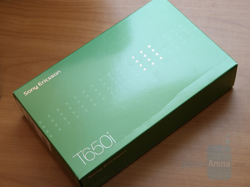 Hands-on with Sony Ericsson T650