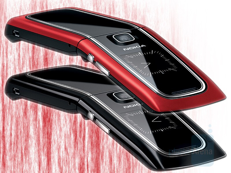 Nokia 6555 is a stylish mid-level