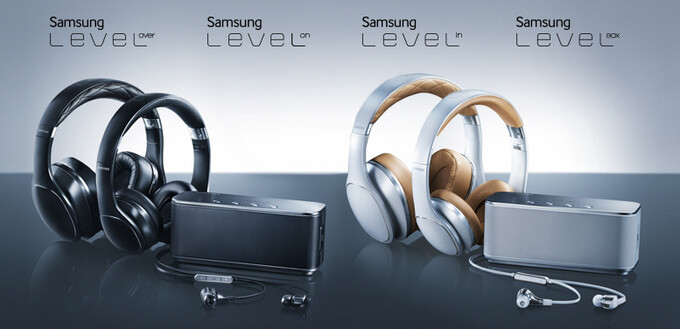 Let Samsung Level immerse you in the ultimate sound experience