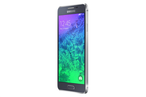 Samsung Galaxy Alpha official images