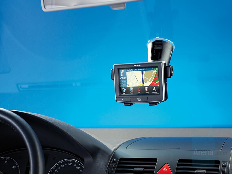 500 Auto Navigation - Nokia announces a slew of accessories
